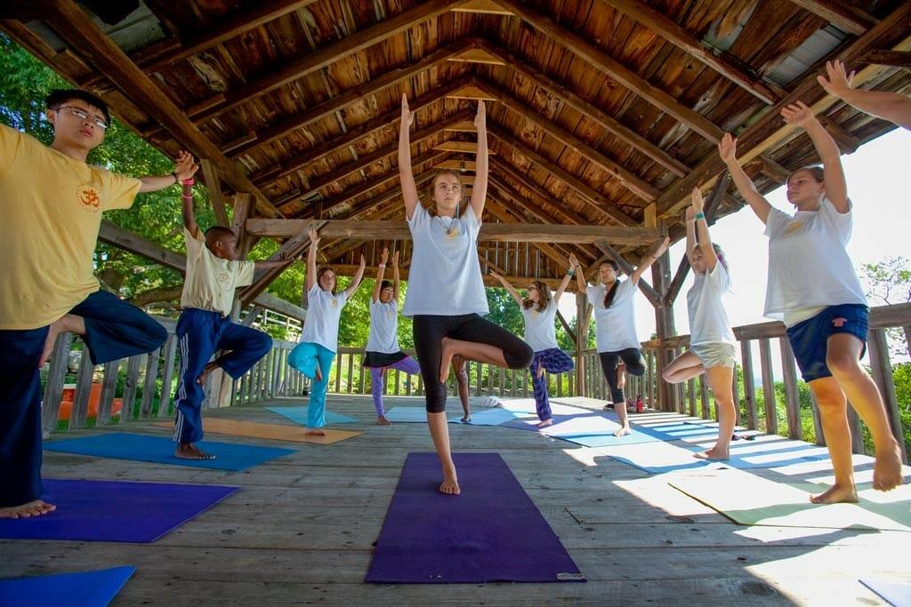 Yoga For Children S Teacher Training Course The Sivananda Yoga Ranch