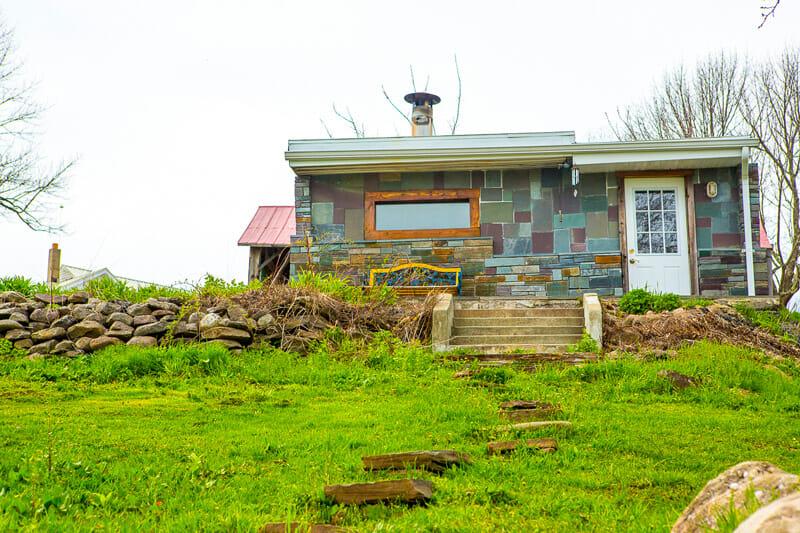 Russian Sauna at Sivananda Yoga Ranch