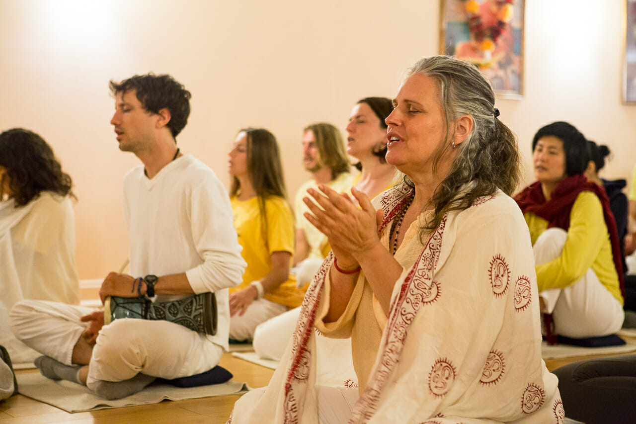 Finding Your Voice Chakra Meditation Retreat at The Sivananda Yoga Ranch