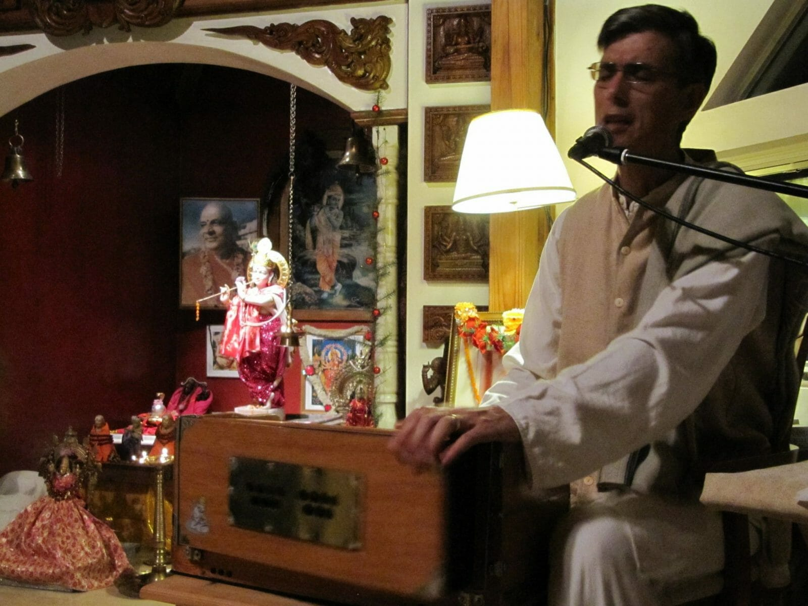 Memorial Day Weekend Sacred Sounds Workshop with Jorge Alfano