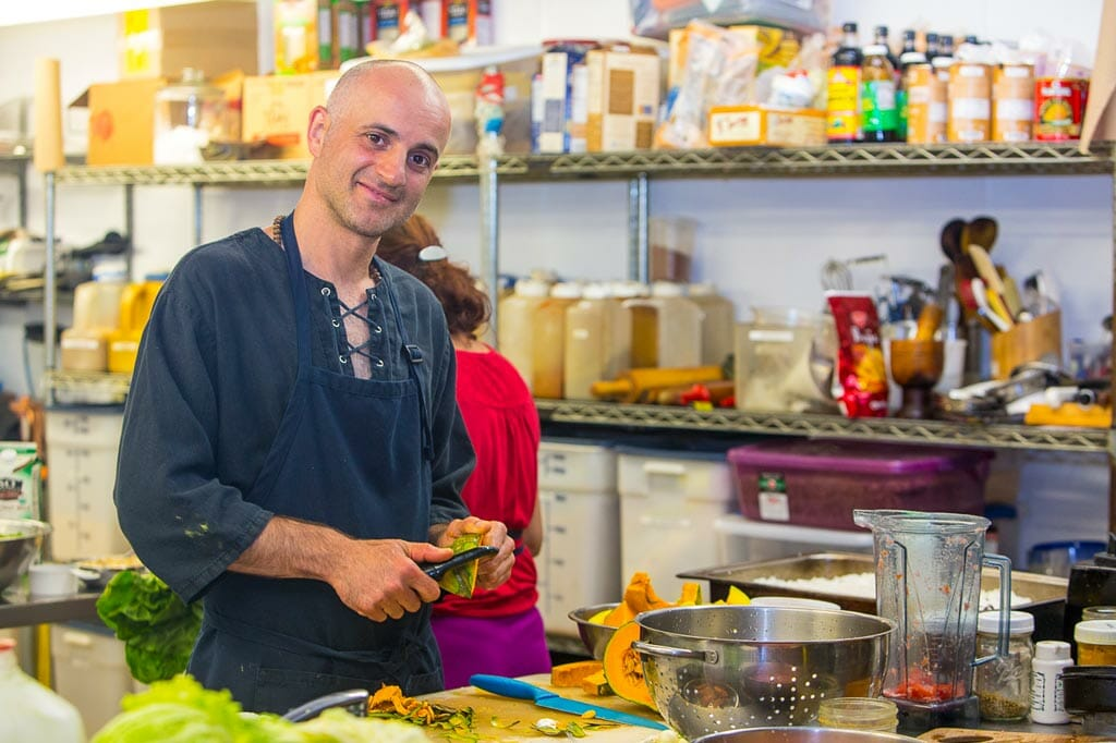 Vegetarian Cooking at the Sivananda Yoga Ranch