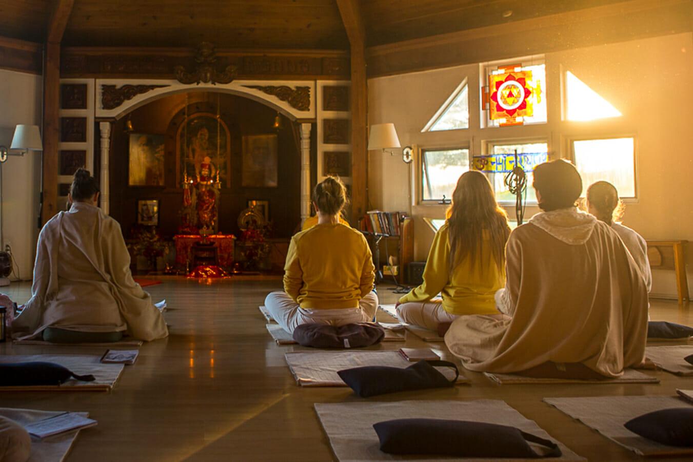 Study of the Bhagavad Gita: Attaining the Supreme at the Sivananda Yoga Ranch