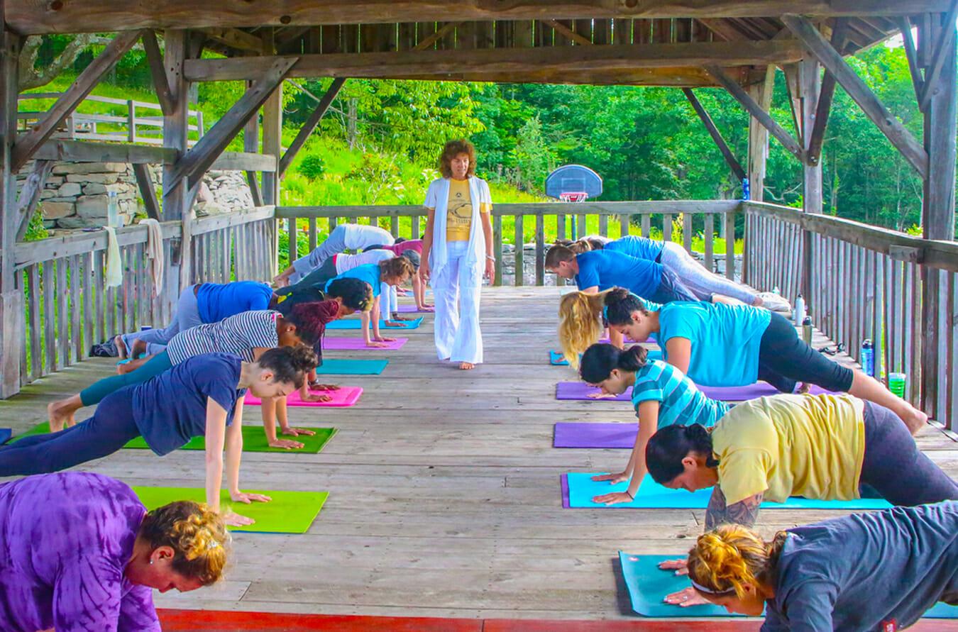 Guest Information   Sivananda Ashram Yoga Ranch   Yoga   New