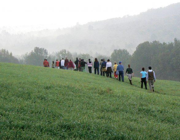 Meditation Walk in the Catskills | Sivananda Yoga Ranch