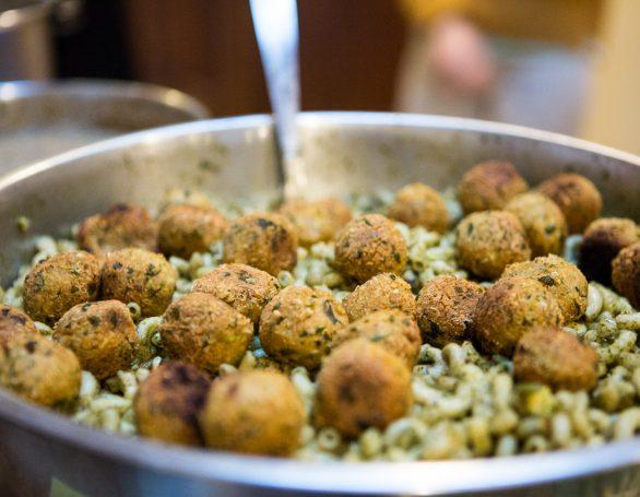 Delicious Vegetarian Food | Sivananda Yoga Ranch | Upstate New York