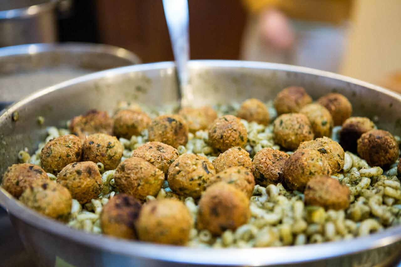 Joy of Vegetarian Cooking at the Sivananda Yoga Ranch