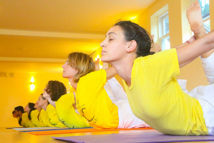 TTC - Sivananda Yoga Teachers Training Course