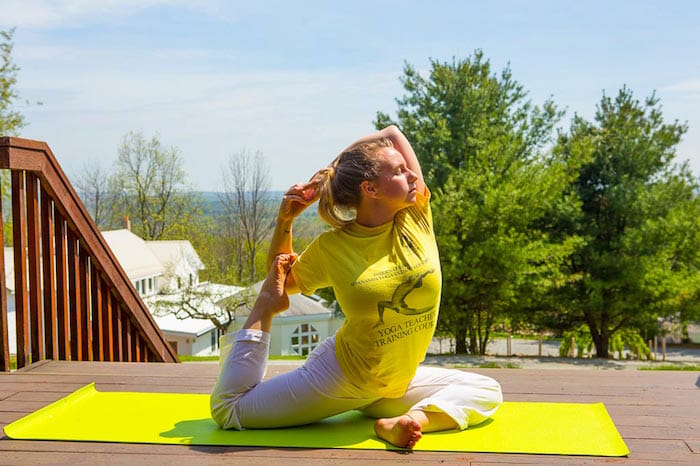 Yogic Path through Anxiety at the Sivananda Yoga Ranch