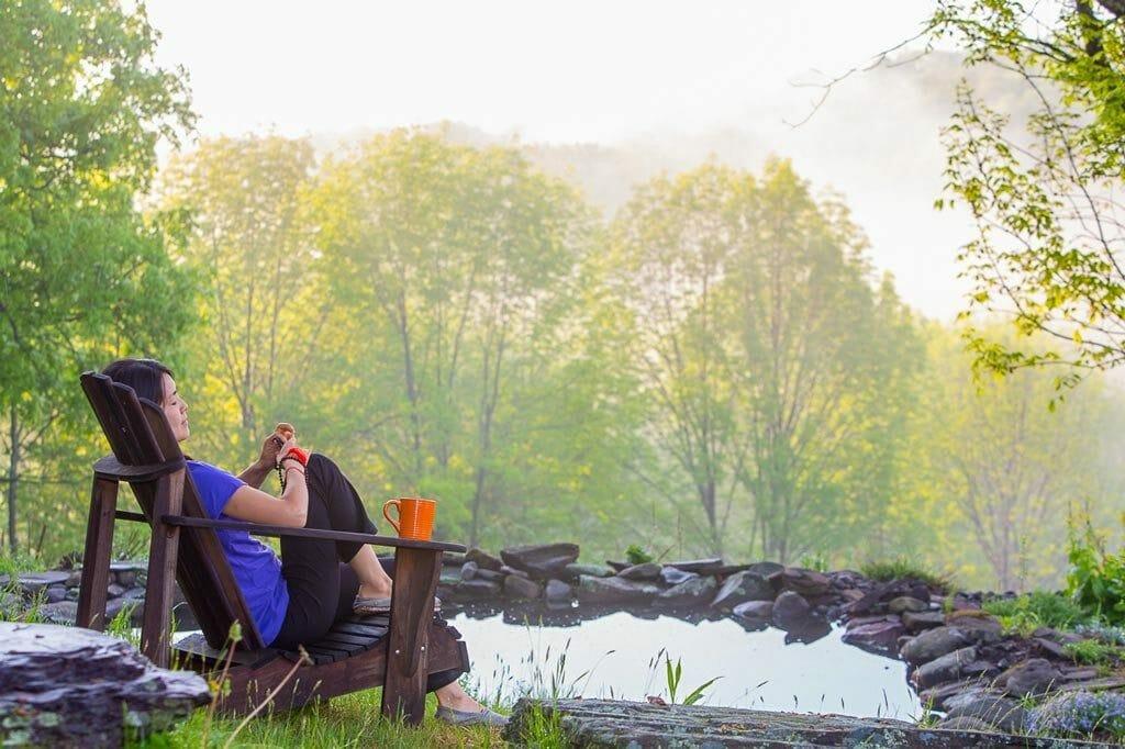 Spiritual Writing and Reflection Retreat at the Sivananda Yoga Ranch