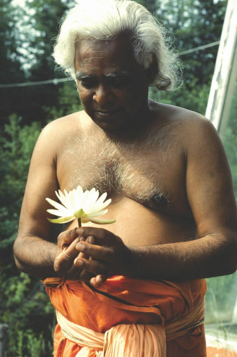 Swami Vishnu | Sivananda Yoga Ranch in the Catskill Mountains