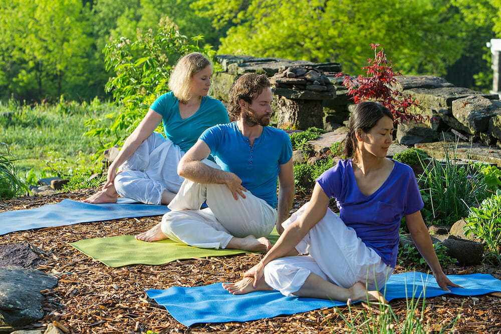 Yoga and Relationships at the Sivananda Yoga Ranch