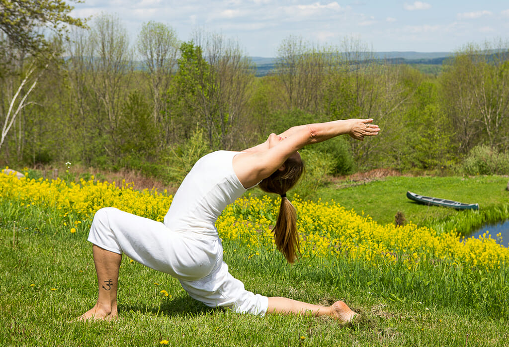 Yoga For Health and Happiness at the Sivananda Yoga Ranch