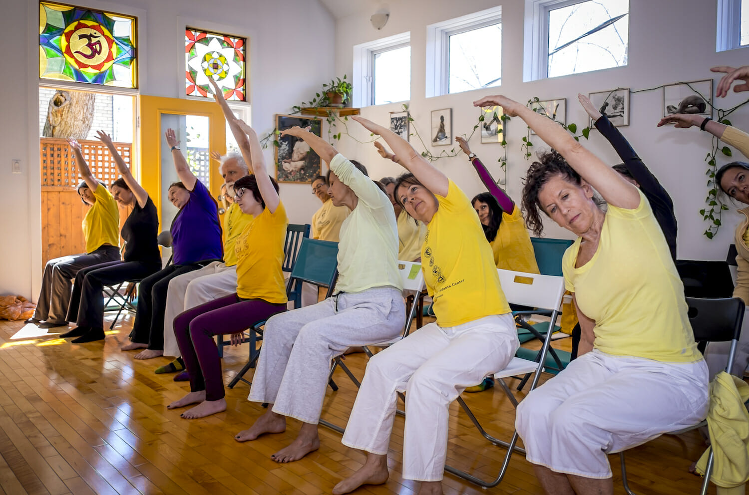 Chair Yoga Training: Making Yoga Accessible | Sivananda Yoga Ranch
