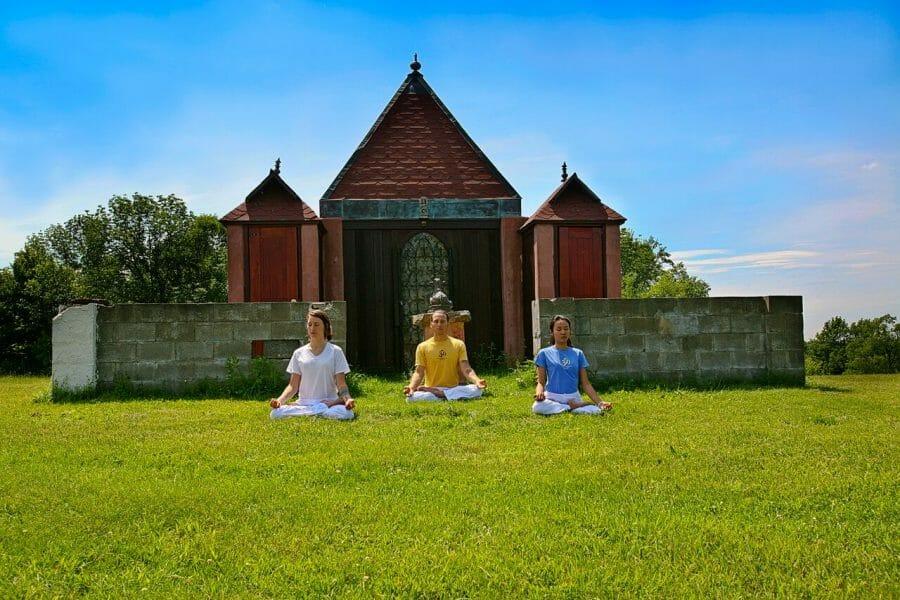 The Power Of Meditation Retreat Sivananda Yoga Ranch New York