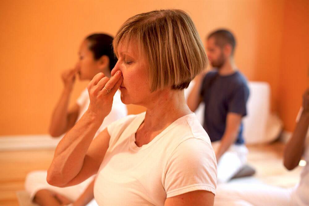 Pranayama Weekend at the Sivananda Yoga Ranch