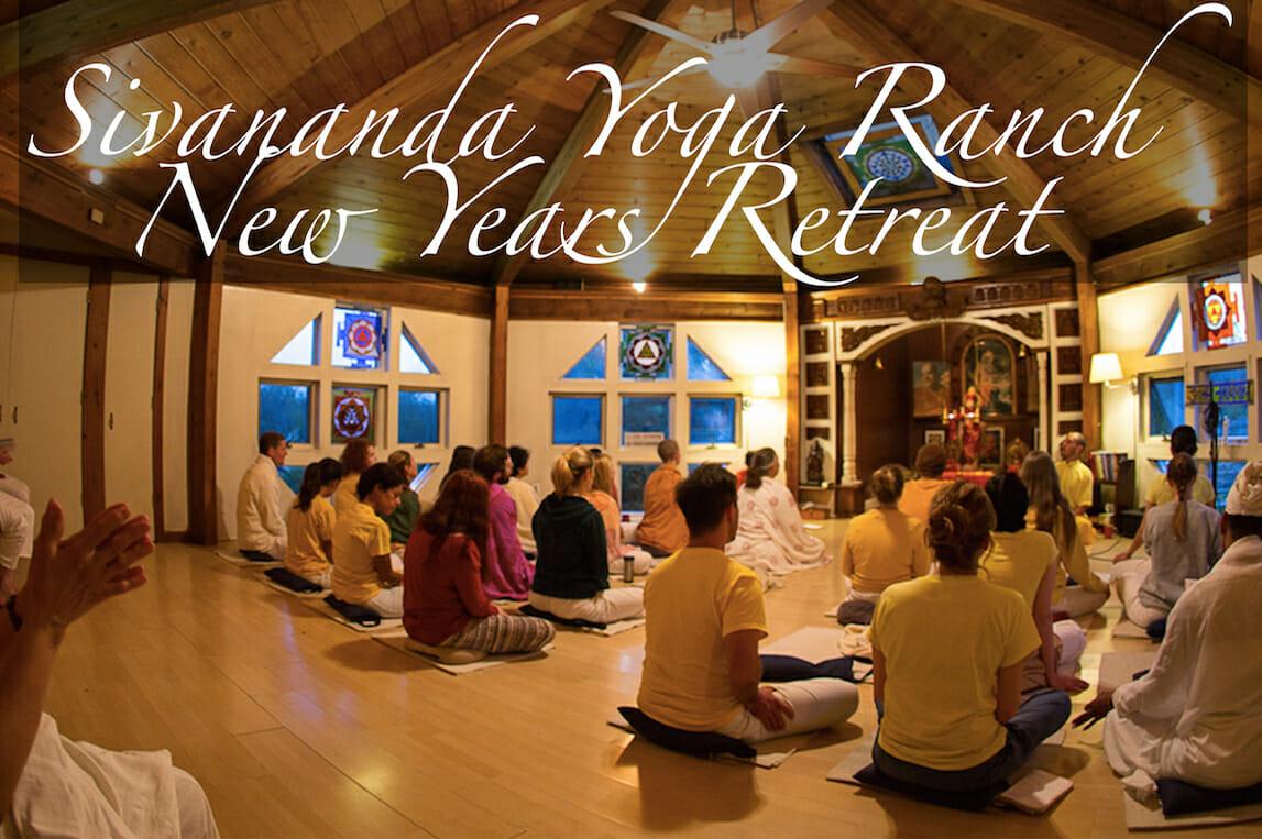 New Years Yoga Retreat at the Sivananda Yoga Ranch