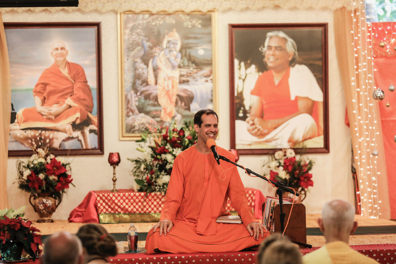 Teachings from the Bhagavad Gita: the Yoga of Action at the Sivananda Yoga Ranch