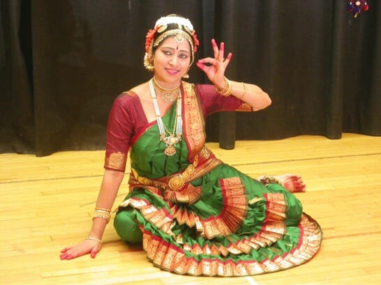 Bharata Natyam Dance at the Sivananda Yoga Ranch