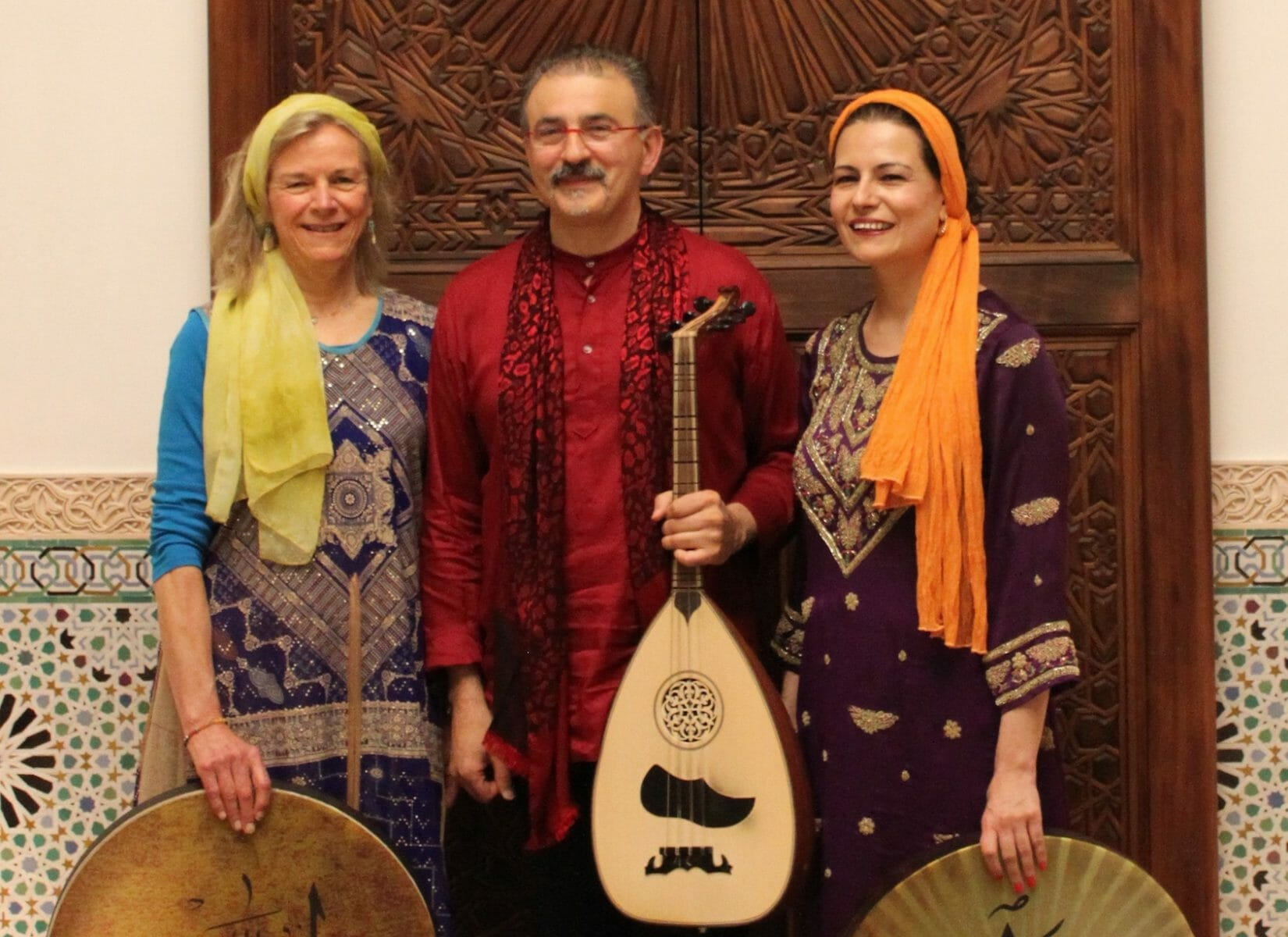 Sufi Songs of Love together with Drum & Whirling Workshop at the Sivananda Yoga Ranch