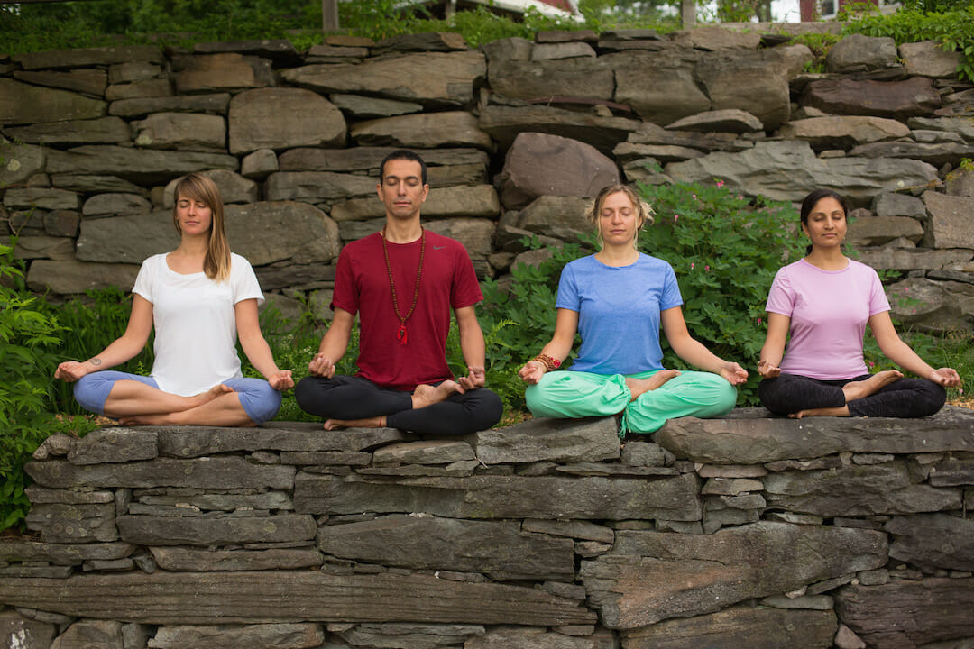 From the Internet to the Inner Net at the Sivananda Yoga Ranch
