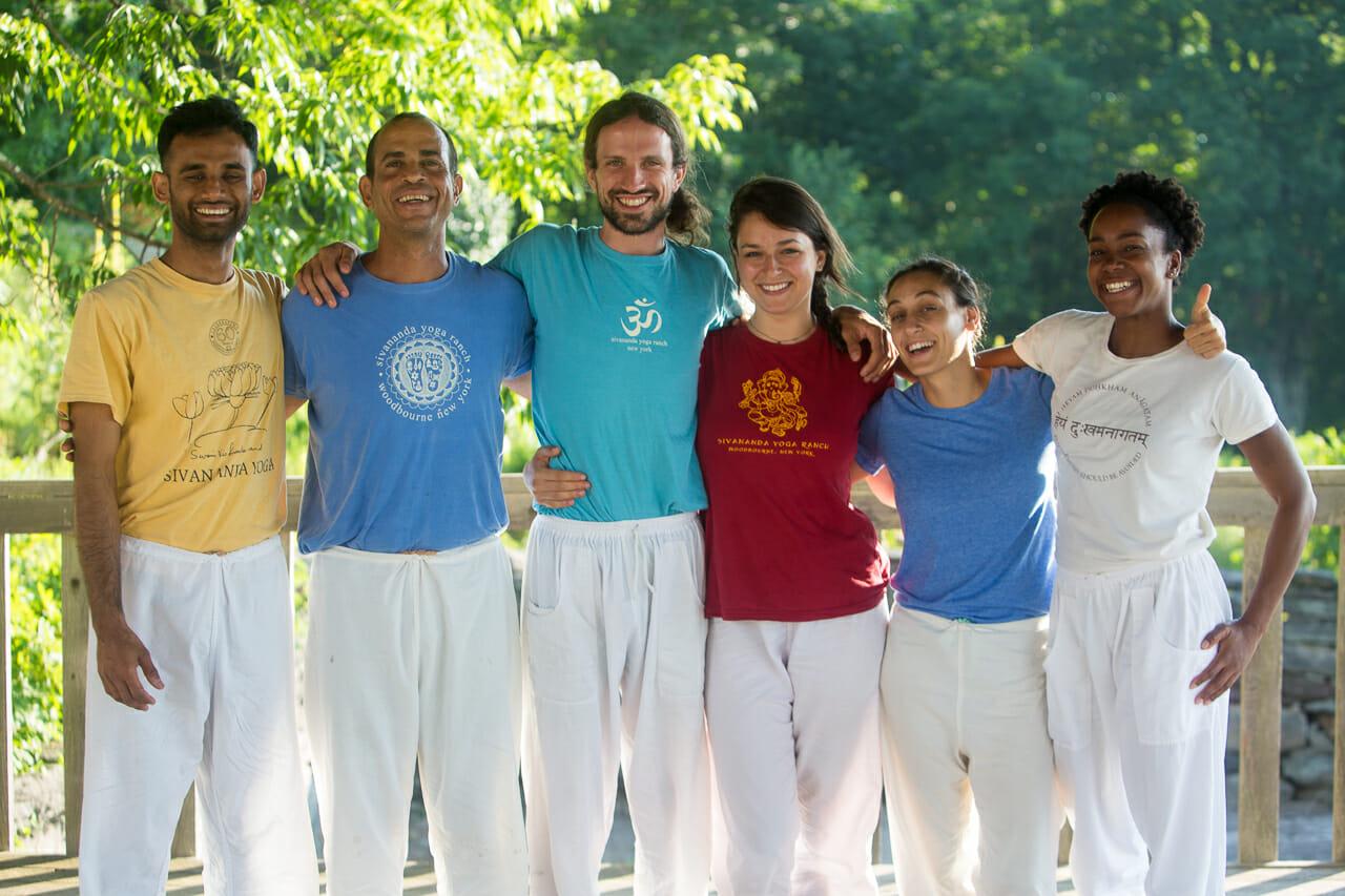 East Coast Teachers Meeting at the Sivananda Yoga Ranch