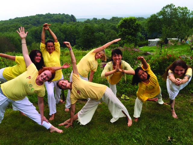 Yoga for Children Teacher Training Course at the Sivananda Yoga Ranch