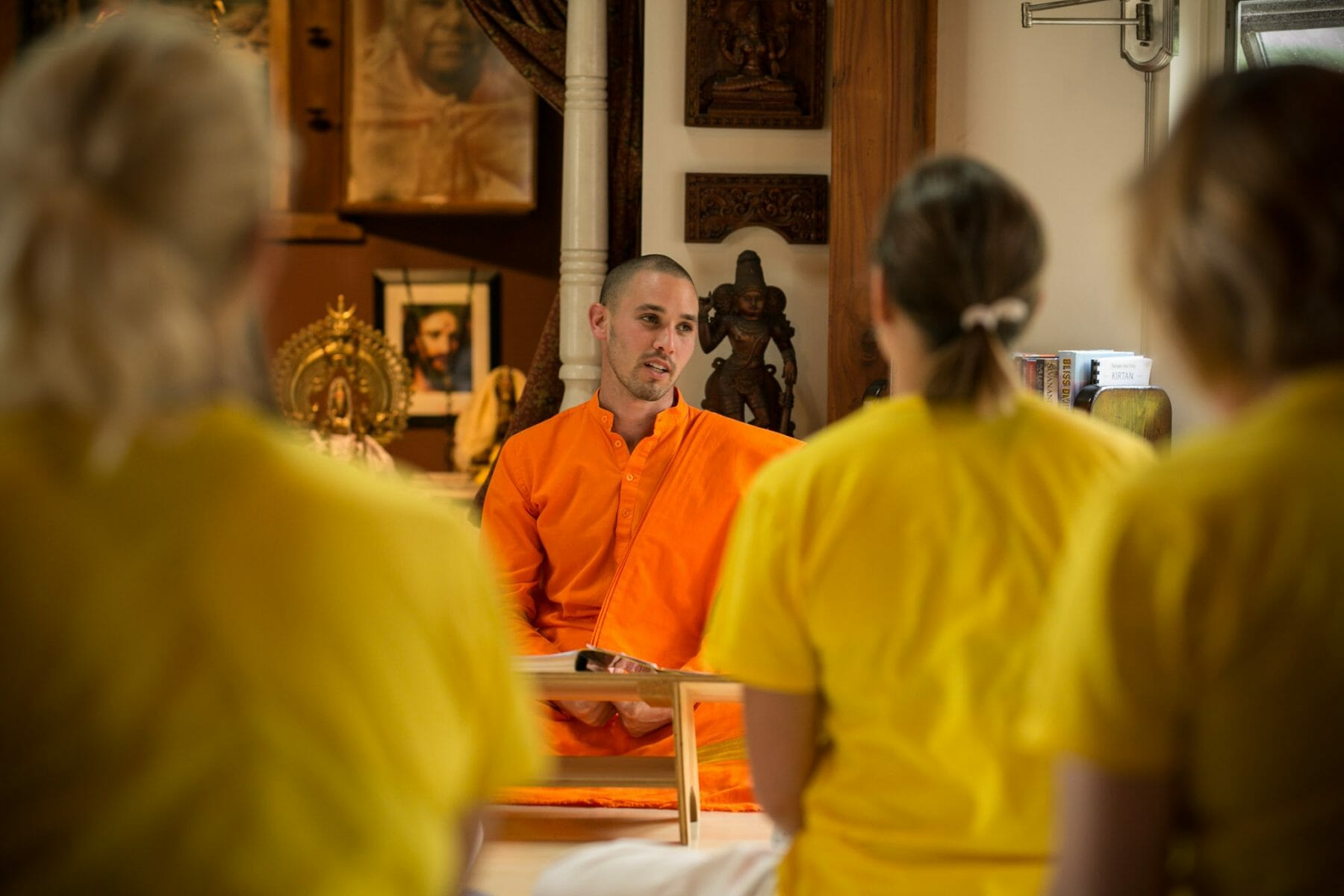 The Art of Positive Thinking at the Sivananda Yoga Ranch