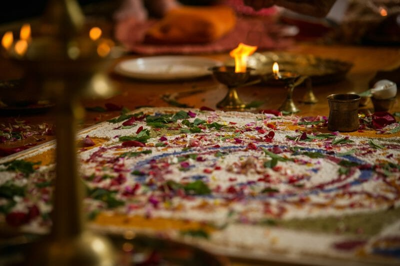 Navaratri Celebration at the Sivananda Yoga Ranch