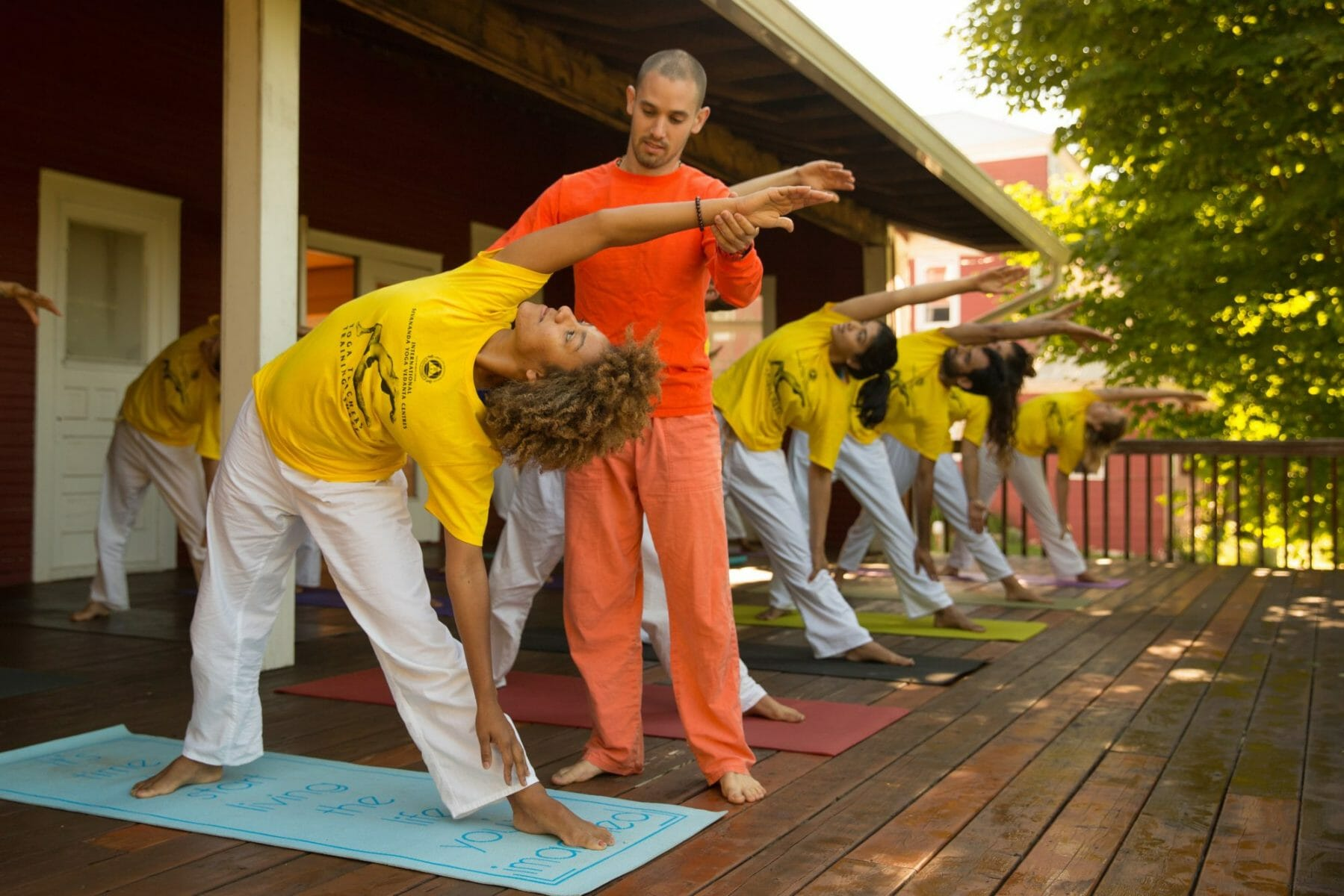 Yoga Teachers Training Course | Sivananda Yoga Ranch | New York