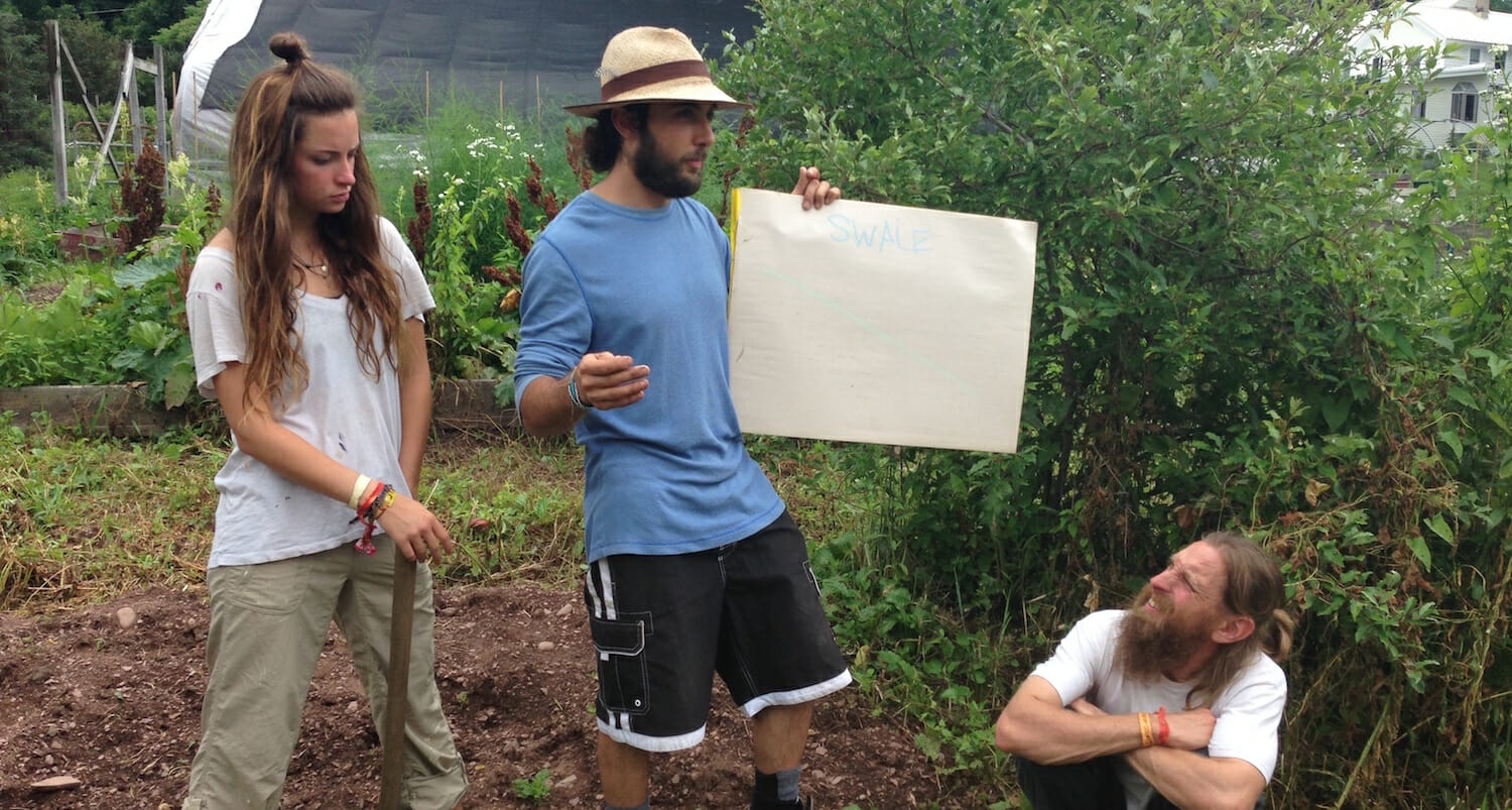 Permaculture with Lala Montoya and Jared Williams