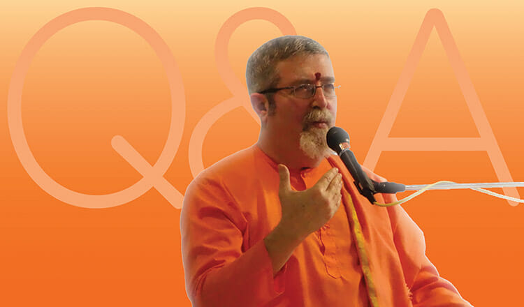 Special Evening Satsang: Questions & Answers on Yoga and Spiritual Life at the Sivananda Yoga Ranch