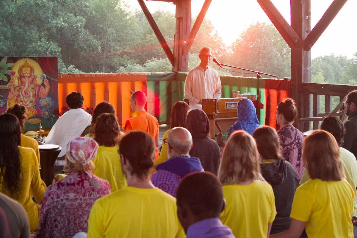 Karma and Freedom at the Sivananda Yoga Ranch