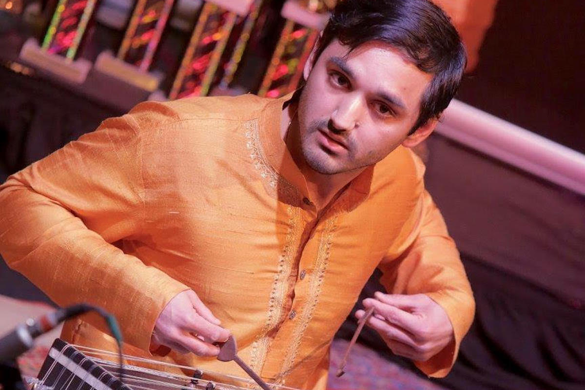 Sacred Sounds Santoor Concert with Vinay Desai at the Sivananda Yoga Ranch