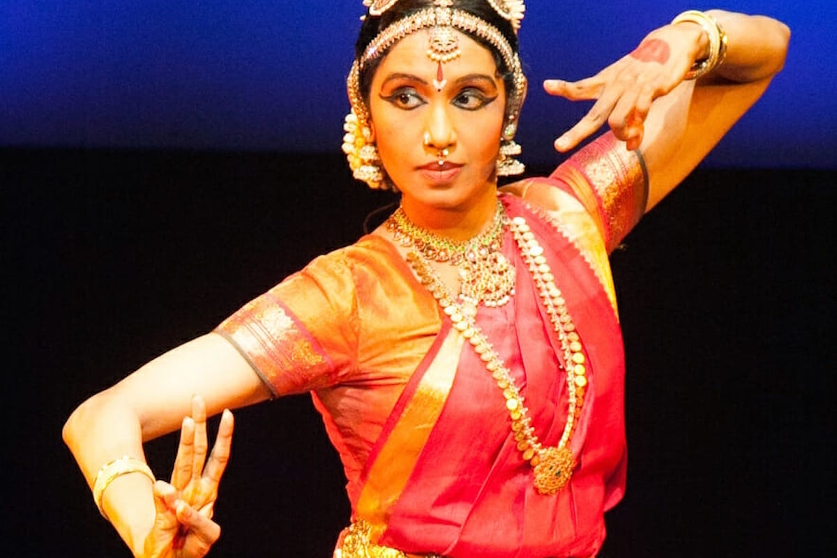 Bharatanatyam Dance Performance: The Ramayana at the Sivananda Yoga Ranch