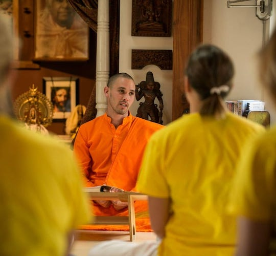 Yoga Sutras in Daily Life at the Sivananda Yoga Ranch
