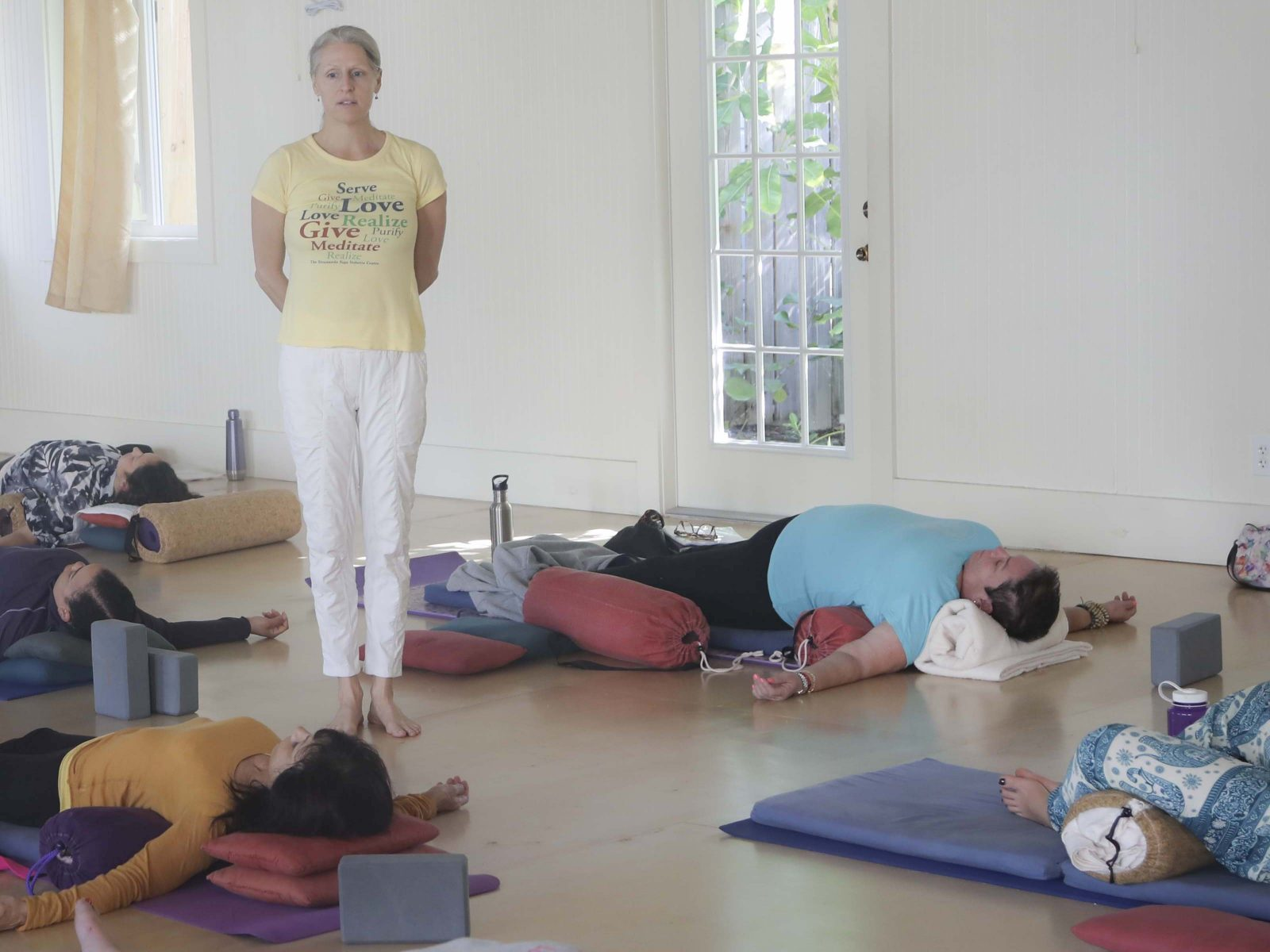 Restorative Yoga Weekend Retreat at the Sivananda Yoga Ranch