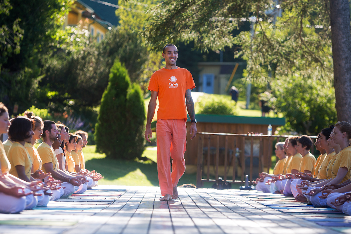 Meditation As A Transformative Process at the Sivananda Yoga Ranch