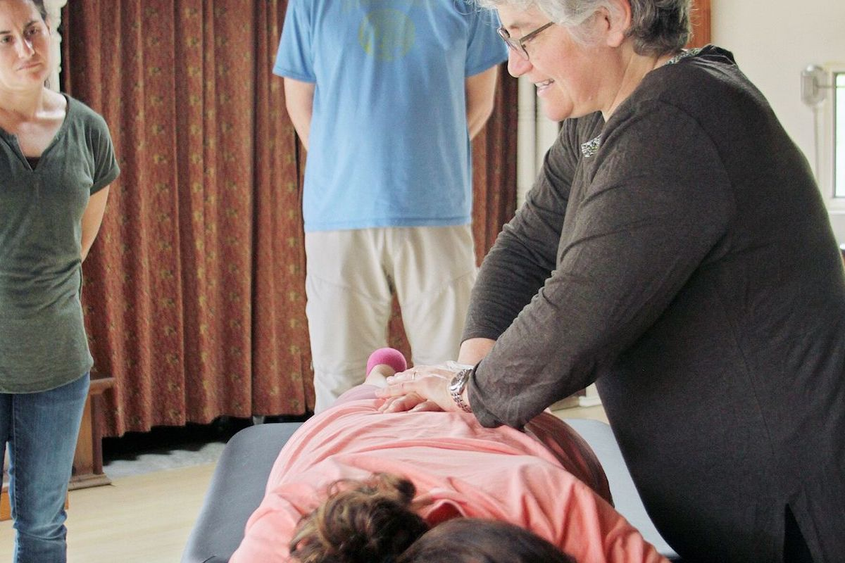 Yoga & Osteopathy at the Sivananda Yoga Ranch