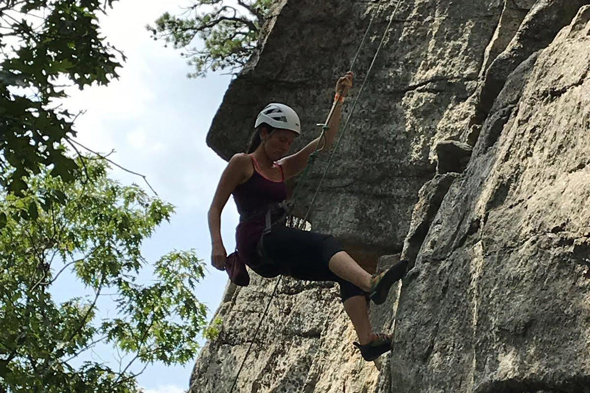Yoga & Climbing Weekend Retreat at the Sivananda Yoga Ranch