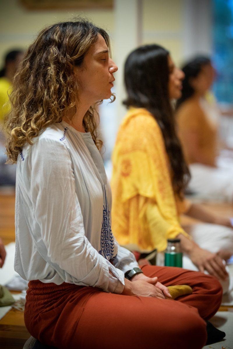 Ashram Holiday Closing at the Sivananda Yoga Ranch