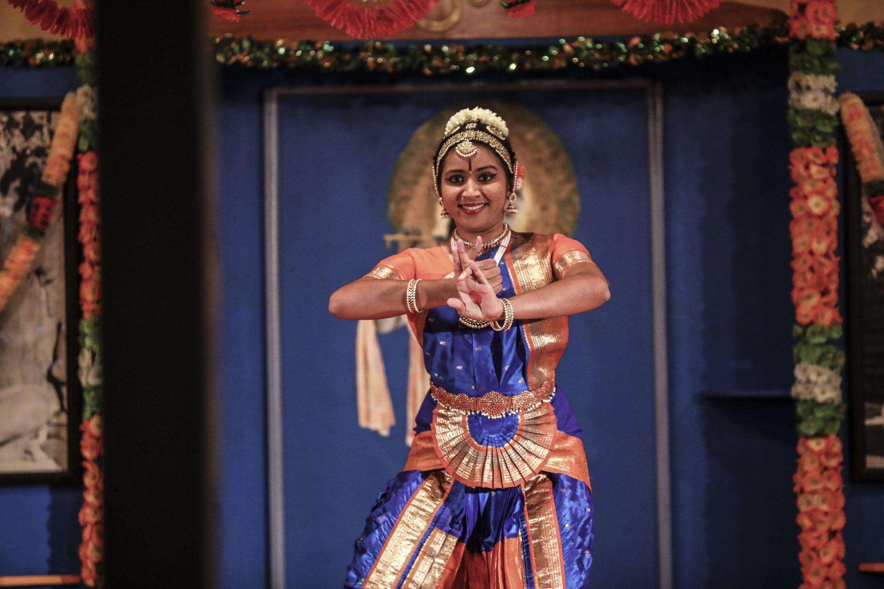 Special Evening Satsang: Bharatanatyam Dance Performance at the Sivananda Yoga Ranch