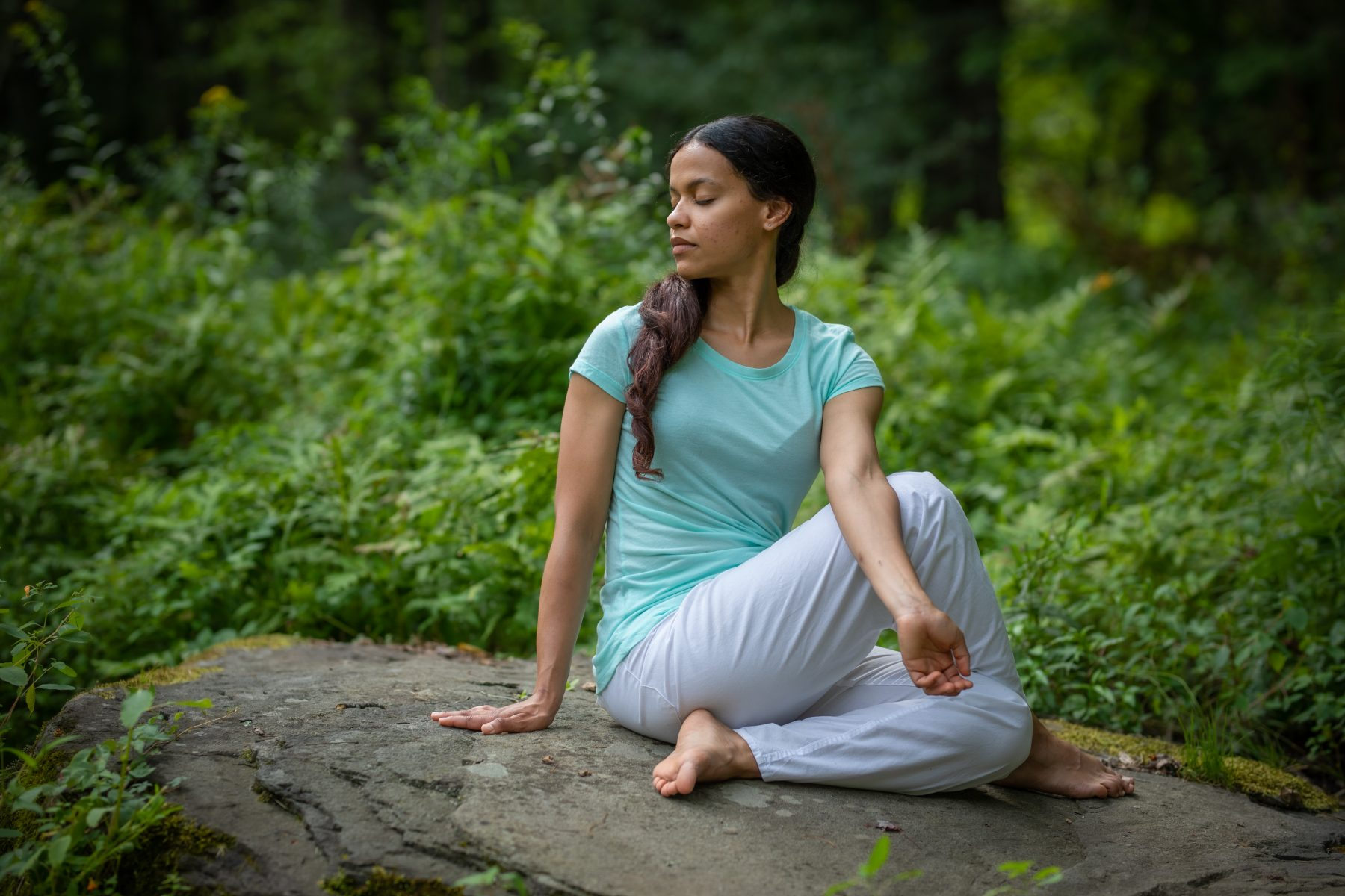 The Importance of Posture on your Physical, Mental and Emotional Health at the Sivananda Yoga Ranch