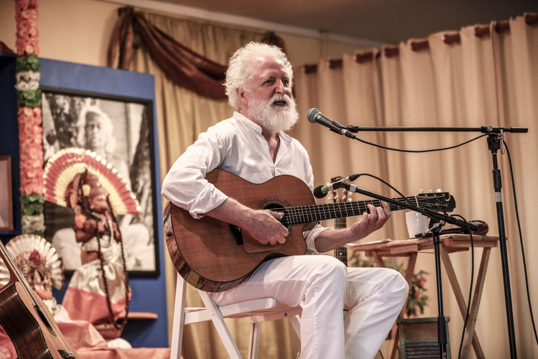 Sacred Sounds & Gospel Music at the Sivananda Yoga Ranch