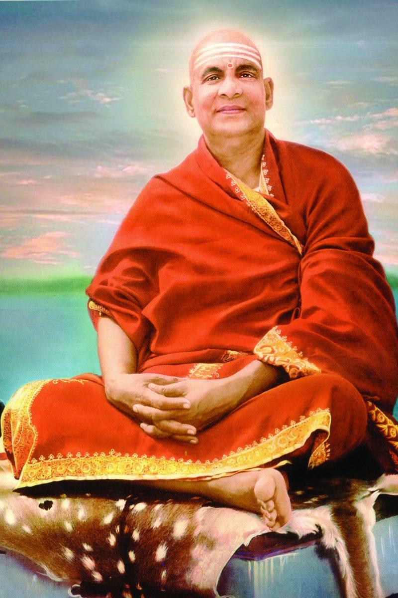 Swami Sivananda's Birthday at the Sivananda Yoga Ranch