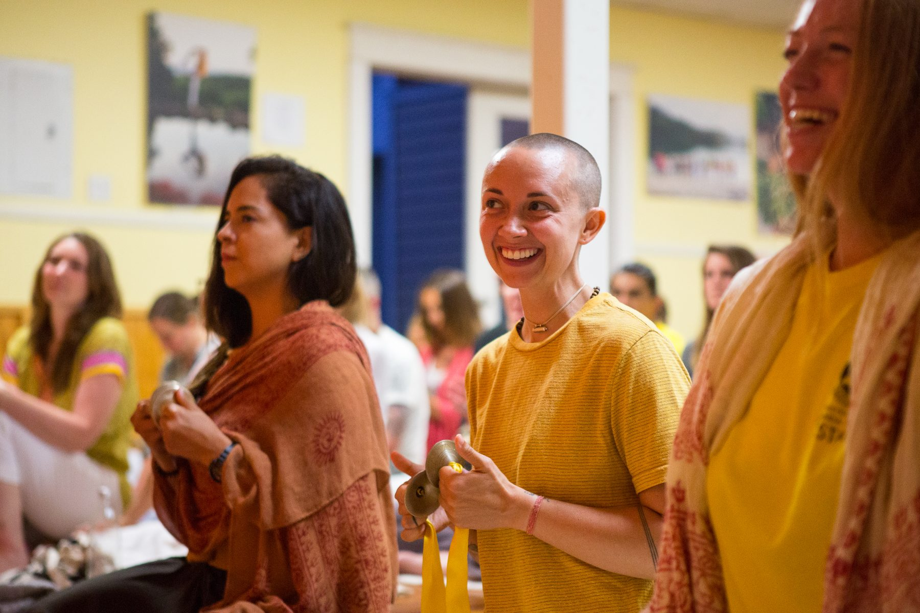 The Power of Positive Thinking Retreat at the Sivananda Yoga Ranch