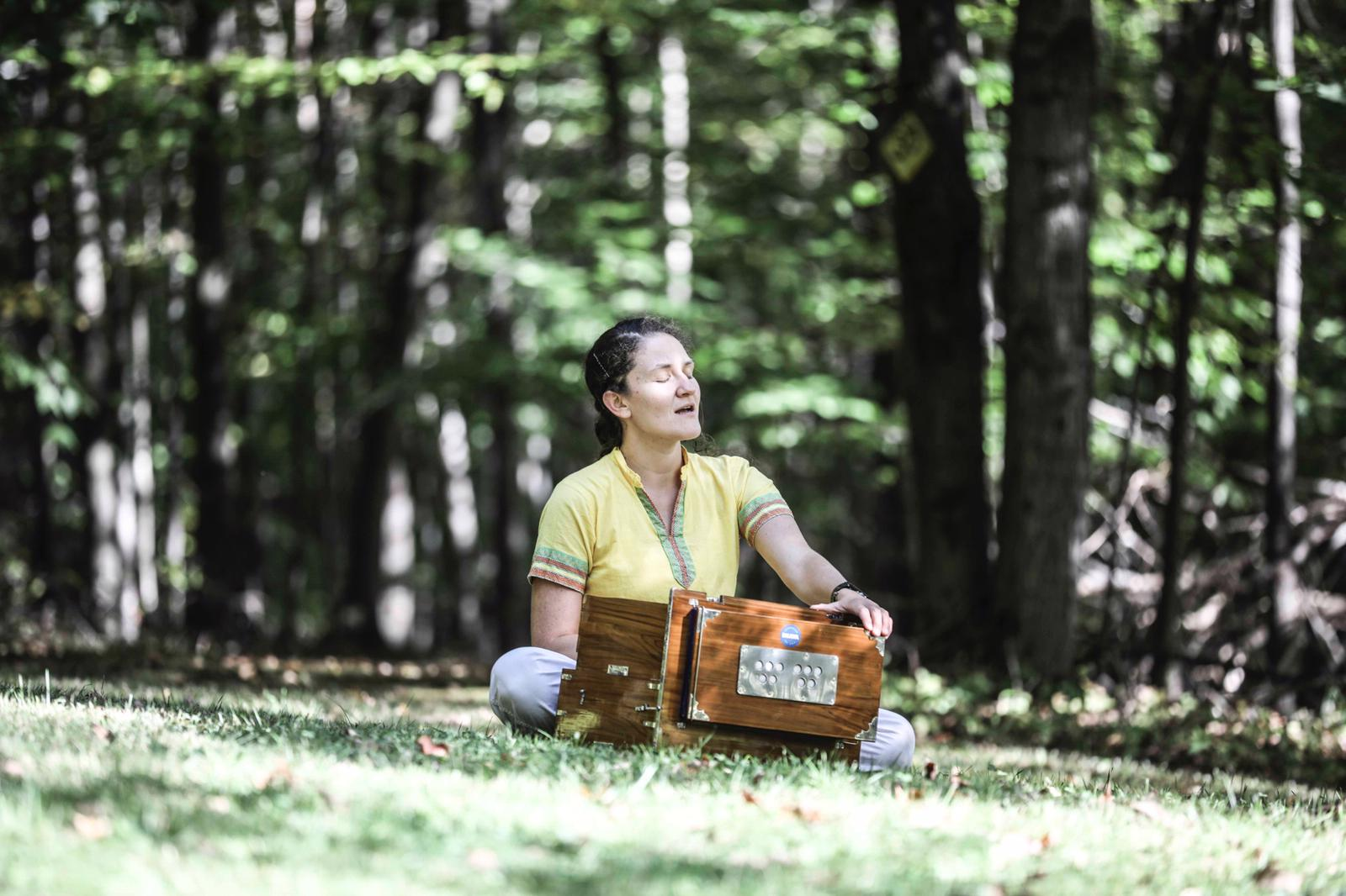 The Power of Kirtan: Singing the Divine Names at the Sivananda Yoga Ranch