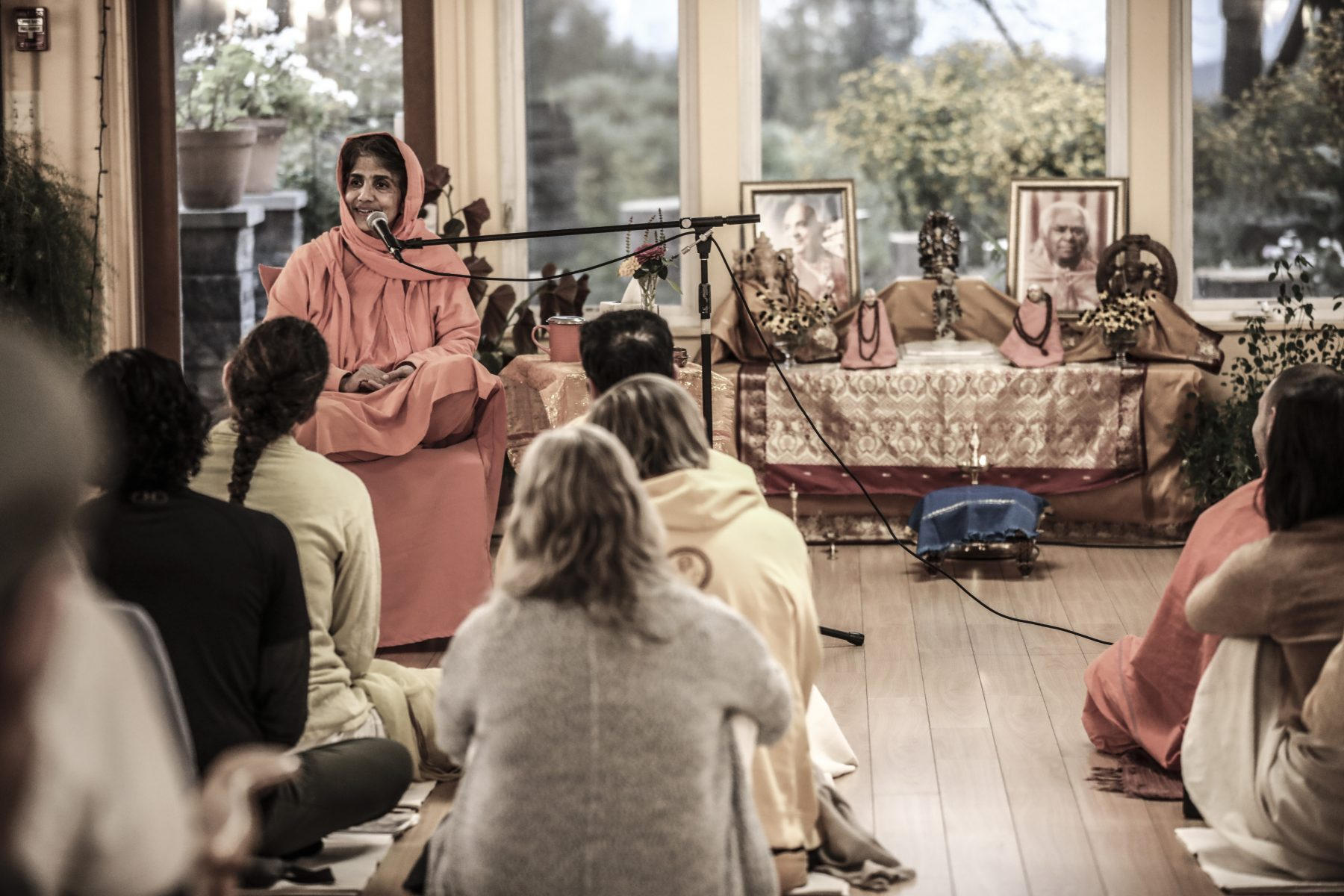 Vedanta for Everyday Life at the Sivananda Yoga Ranch