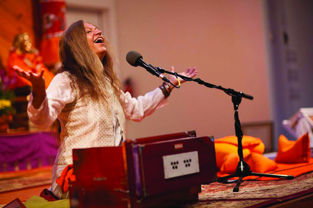 The Yoga of Sound and Voice Labor Day Weekend Immersion at the Sivananda Yoga Ranch