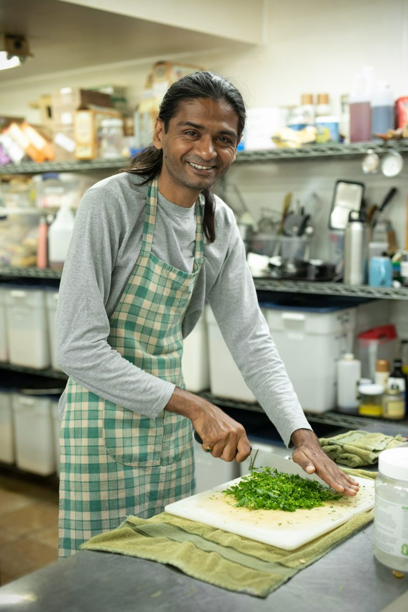 Indian Cooking for a Lighter Life Weekend Retreat at the Sivananda Yoga Ranch