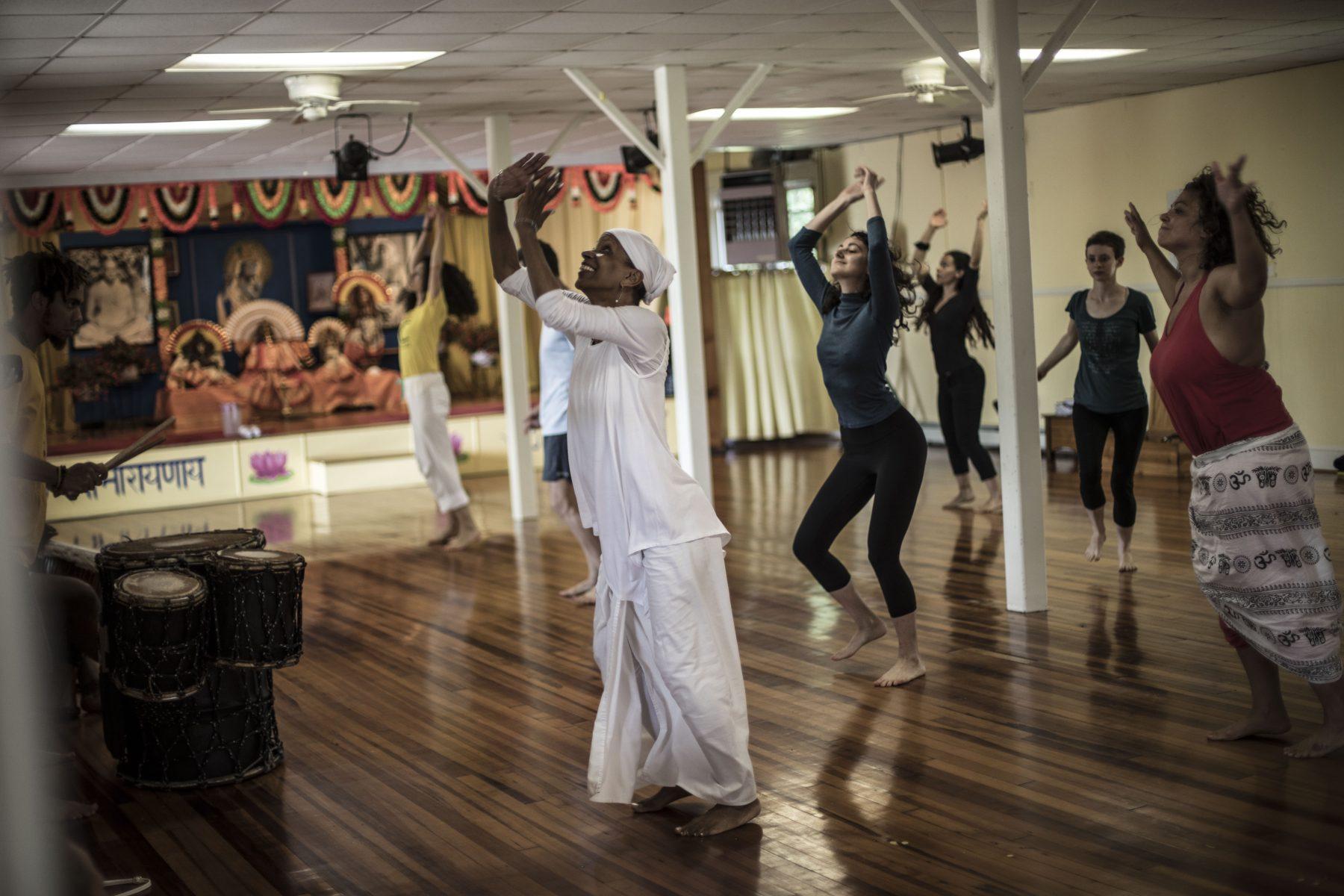 Movement & Meditation at the Sivananda Yoga Ranch